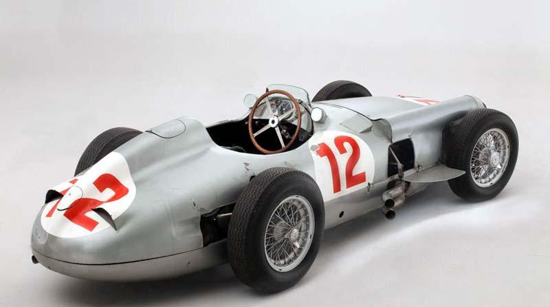 1954 Mercedes W196R