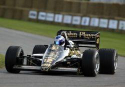 1986 Lotus 98T