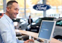 Сервис Ford