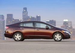 2009 Honda FCX Clarity Fuel Cell Electric Vehicle