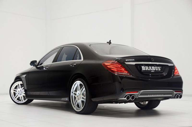 2014 Mercedes-Benz S-class от Brabus