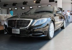 2014 Mercedes-Benz S-class Plug-in Hybrid