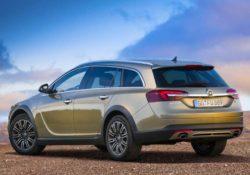 2014 Opel Insignia Country Tourer