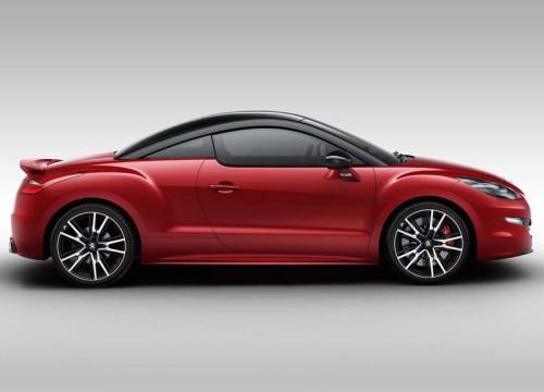 2014 Peugeot RCZ R