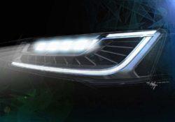 Светодиодная матрица, Audi