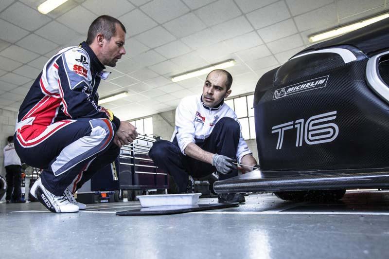 Себастьян Леб, Peugeot 208 T16 Pikes Peak