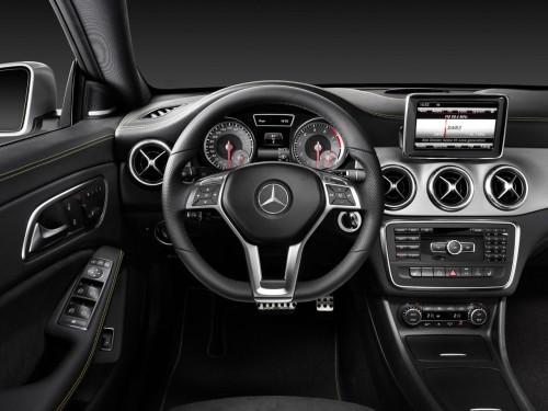 2013 Mercedes-Benz CLA-class