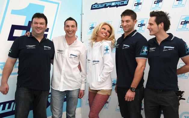 Памела Андерсон, Race Alliance by Pamela Anderson, FIA GT