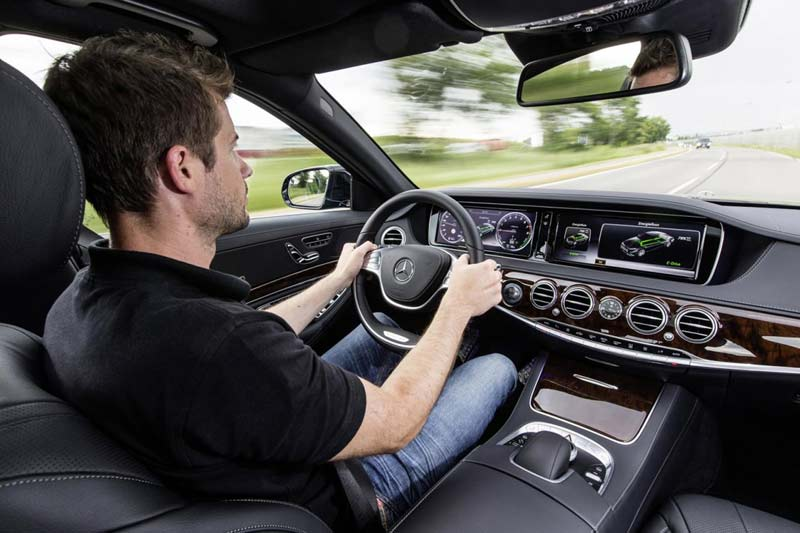 Mercedes-Benz S500 Plug-In Hybrid