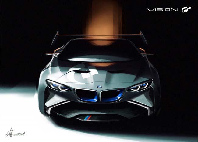 BMW Vision Gran Turismo, Gran Turismo 6