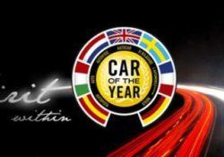 Автомобиль года в Европе