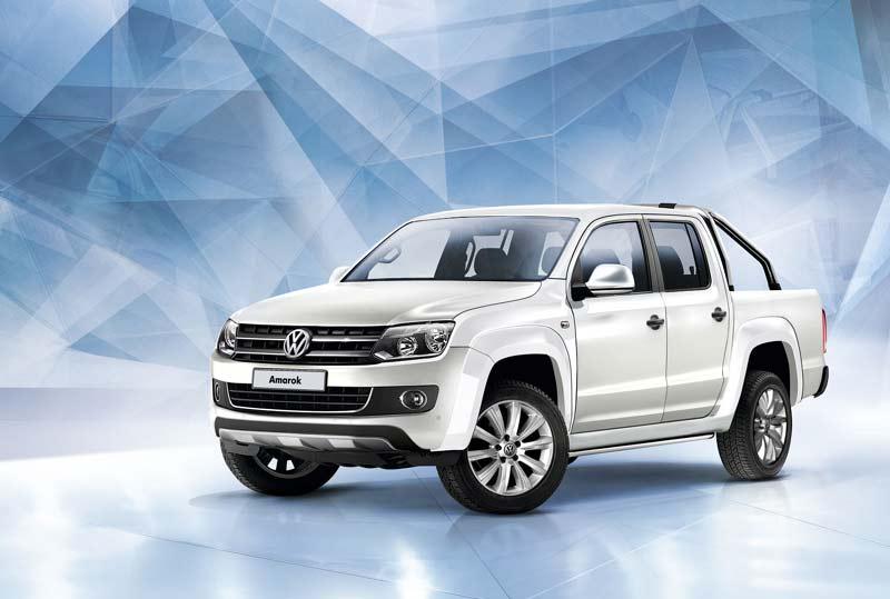 Volkswagen Amarok Sochi Edition