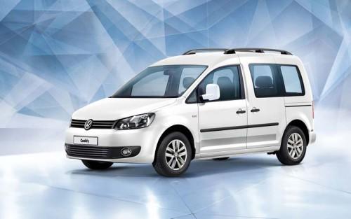 Volkswagen Caddy Sochi Edition