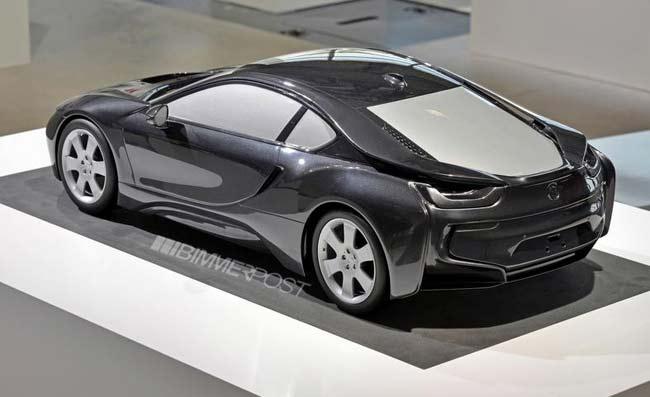 BMW i8 (масштабная модель)