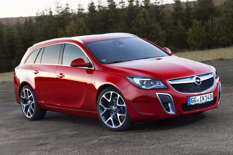 2014 Opel Insignia OPC
