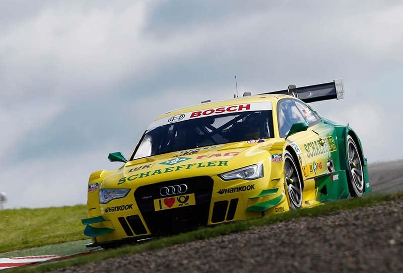 DTM 2013, Майк Роккенфеллер, Audi