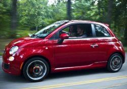 2011 Fiat 500 Sport
