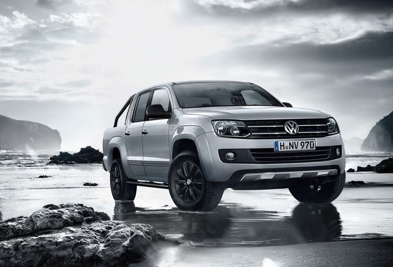 2014 Volkswagen Amarok Dark Label