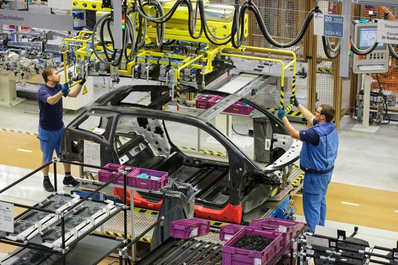 Завод BMW, Лейпциг