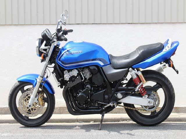 2001 Honda CB400CF