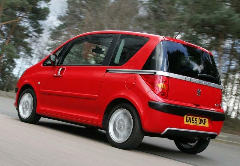 2005 Peugeot 1007