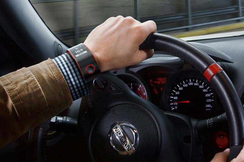 Nismo Concept Watch