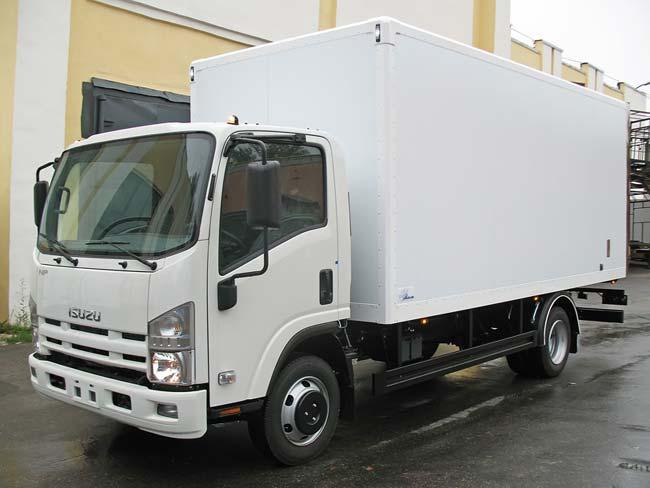 Изометрический фургон