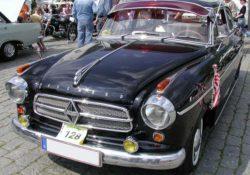 Borgward Isabella TS Deluxe