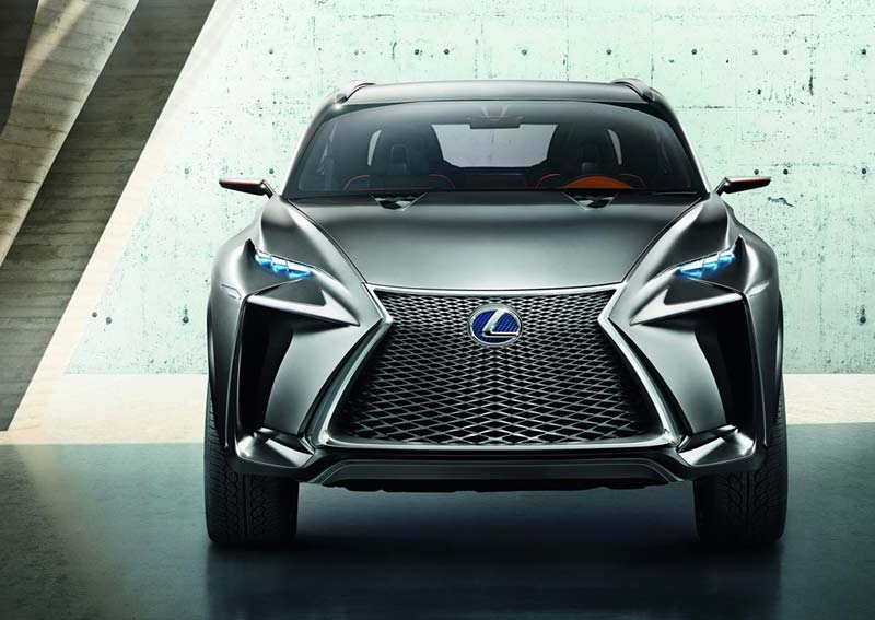 Lexus NF-NX Concept