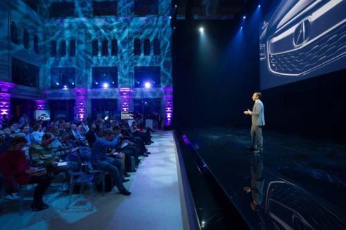Презентация Acura в Москве