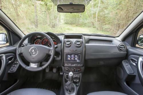 2014 Dacia Duster