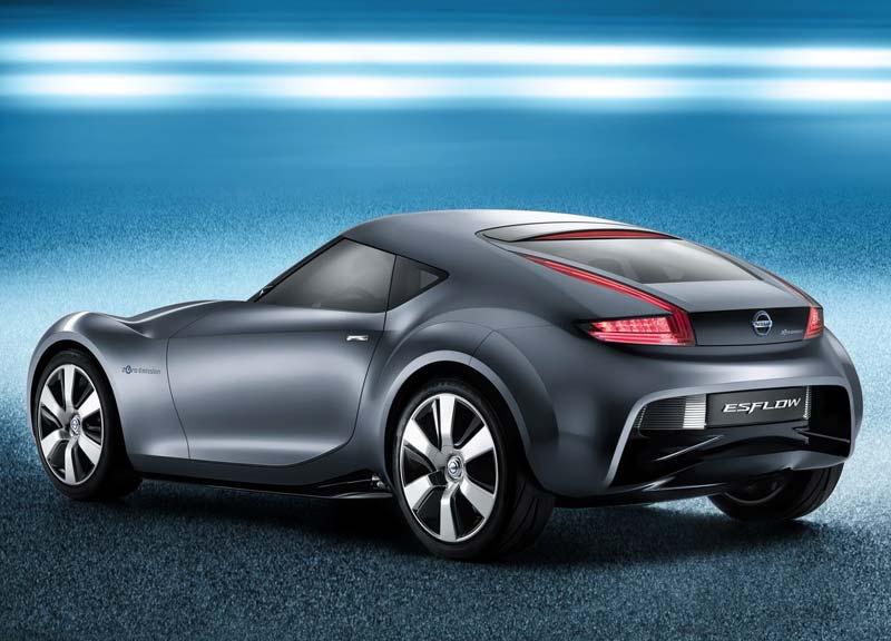 Nissan ESFLOW EV Concept