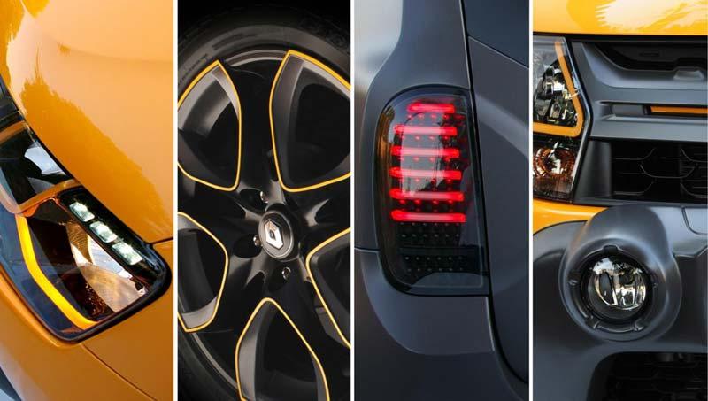 Renault Duster Detour (тизер)