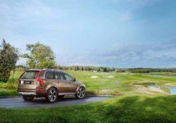 Volvo XC90 Signature Edition