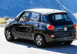 Беби-SUV от Jeep на платформе 500X (шпионское фото)