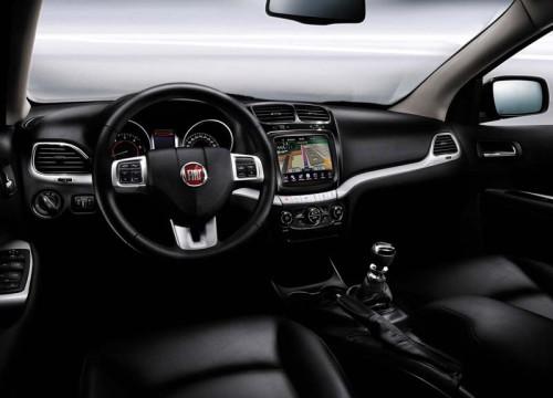 2011 Fiat Freemont