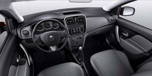 2014 Renault Logan (Бразилия)