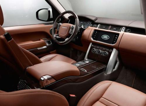 2014 Range Rover L