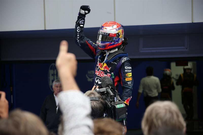 Себастьян Феттель, Red Bull