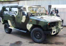 Армейский автомобиль «Скорпион»