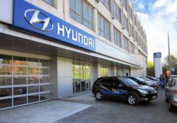 Hyundai-Genser, Москва