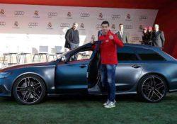 Криштиану Роналду, Audi RS6 Avant