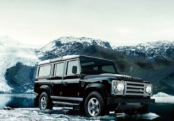 Land Rover Defender Rockwall