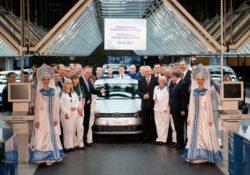 700-тысячный Volkswagen, собранный в России