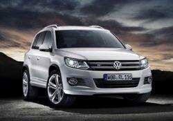 2012 Volkswagen Tiguan R-Line