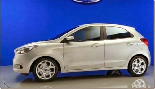 Ford Ka Concept, Бразилия