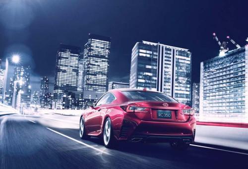 2014 Lexus RC Coupe