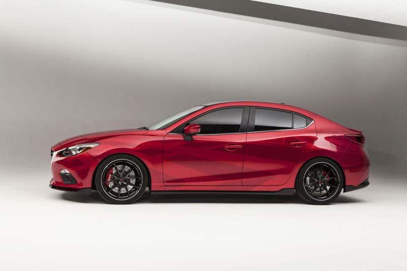 Mazda Vector 3 Concept
