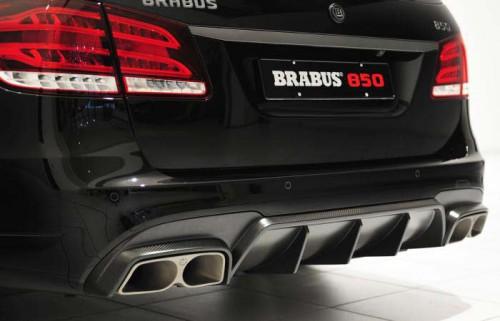 Mercedes-Benz E63 AMG Brabus