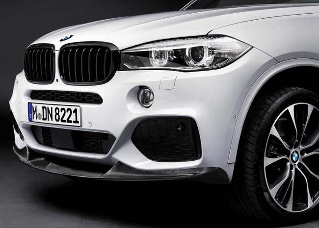 Пакет M Performance для BMW X5